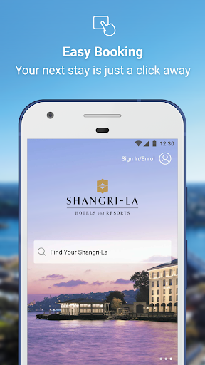 Shangri-La Hotels & Resorts screenshot 1