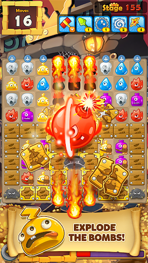 MonsterBusters: Match 3 Puzzle screenshot 6