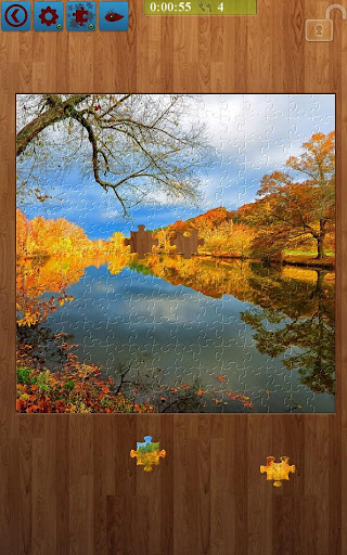 Lakes Jigsaw Puzzles screenshot 1