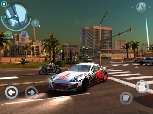 Speed Gangstar screenshot 1
