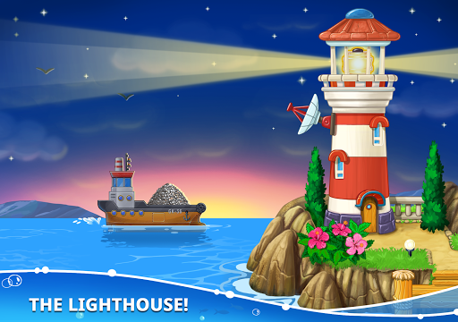 Game Island. Kids Games for Boys. Build House screenshot 14
