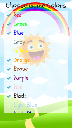 Learn Colors: Baby learning games screenshot 5