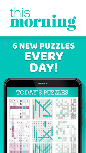 This Morning 🌞 Puzzle Time 📆 Daily Puzzles screenshot 2