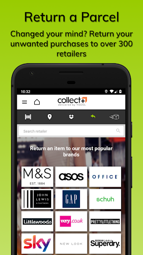 CollectPlus Delivered by Yodel screenshot 7