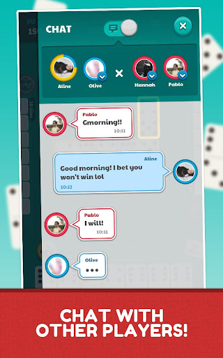 Dominos Online Jogatina screenshot 14
