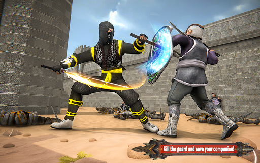 Superhero Ninja Arashi with Samurai Assassin Hero screenshot 6