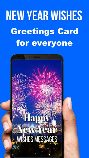 Happy New Year Wishes Cards & Messages 2021 screenshot 1