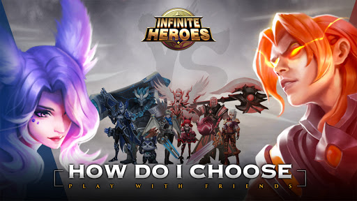 Infinite Heroes screenshot 1