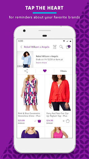 Zulily screenshot 6