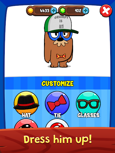 My Grumpy - The World's Moodiest Virtual Pet! screenshot 15