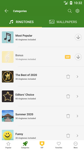 Free Ringtones for Android™ screenshot 15