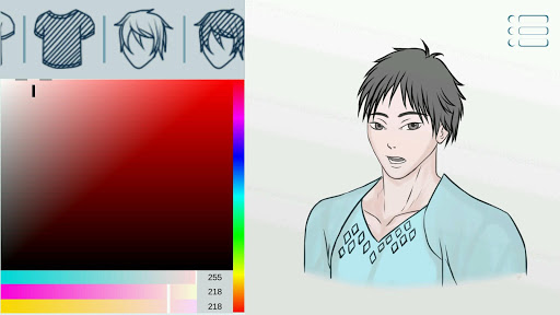 Avatar Maker: Guys screenshot 20
