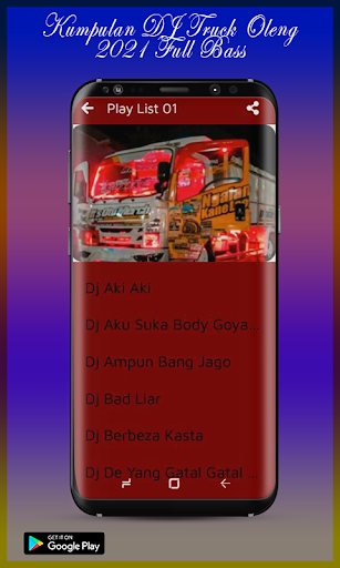 Kumpulan DJ Truck Oleng 2021 Full Bass screenshot 4