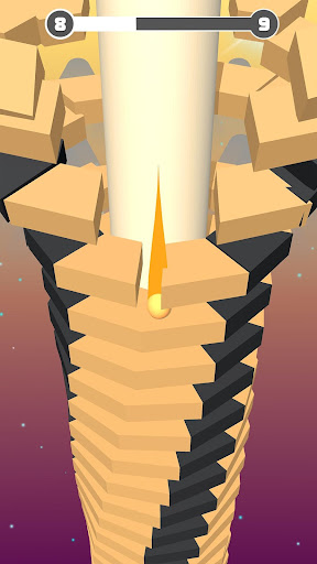 Helix Stack Ball Games 屏幕截图 5