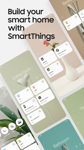 SmartThings screenshot 1