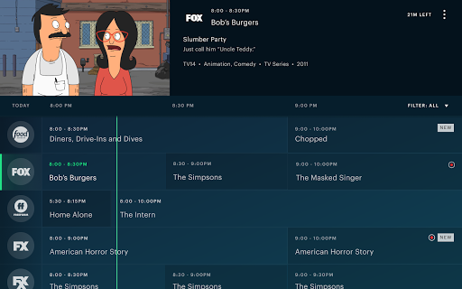 Hulu: Stream all your favorite TV shows and movies screenshot 8