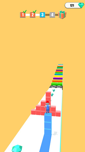 Cube Stacker 3D screenshot 2