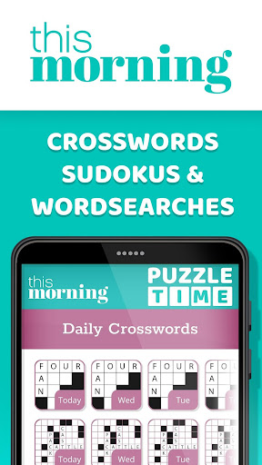 This Morning 🌞 Puzzle Time 📆 Daily Puzzles screenshot 1