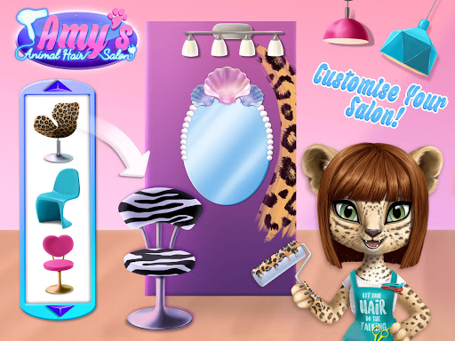Amy's Animal Hair Salon screenshot 22