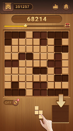 Wood Block Sudoku Game -Classic Free Brain Puzzle screenshot 12