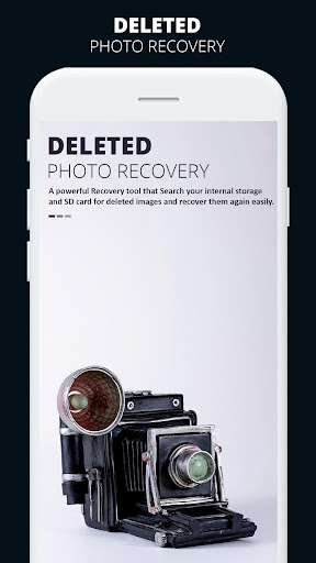 Delete Photo Recovery - Restore Video and Files screenshot 1