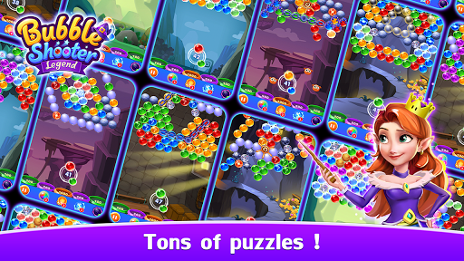 Bubble Shooter Legend screenshot 3