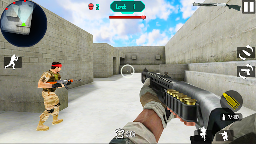 Gun Shoot War: Dead Ops screenshot 2