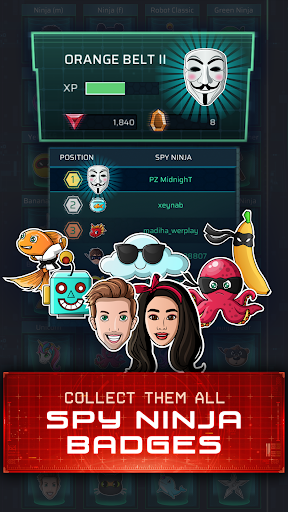 Spy Ninja Network screenshot 5