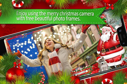 Christmas photo editor screenshot 6