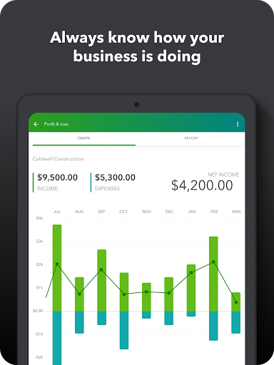 QuickBooks Online Accounting, Invoicing & Expenses screenshot 12