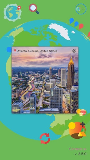 WiA - Find places in the world & share experiences screenshot 1