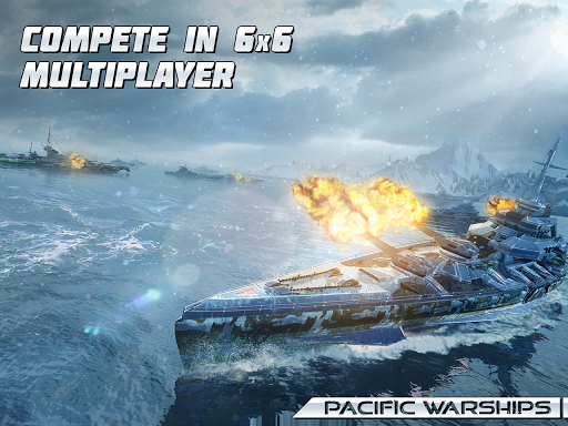 Pacific Warships screenshot 9