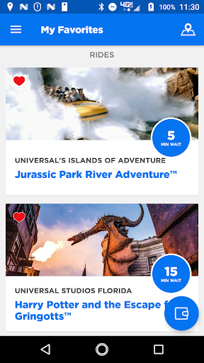 Universal Orlando Resort™ The Official App screenshot 3
