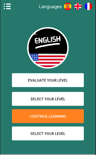 English courses 100% free & without Internet screenshot 1