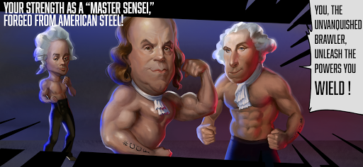 Capitol Cage Fight screenshot 4
