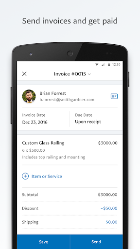 PayPal Business screenshot 2