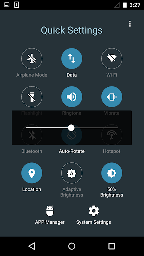 Quick Settings for Android screenshot 3