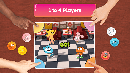Gumball's Amazing Party Game screenshot 1