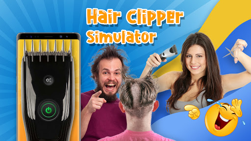 Hair Clipper Prank screenshot 1