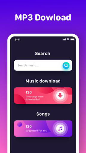 Free Music - Music Downloader screenshot 1