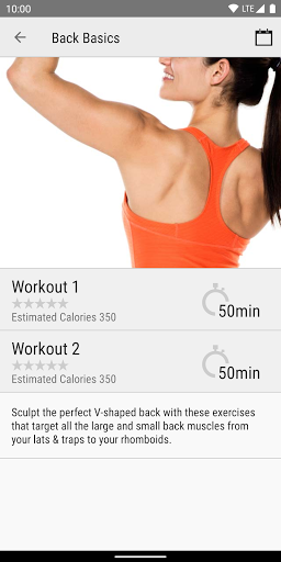 Anytime Workouts screenshot 2