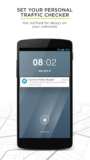 TomTom MyDrive screenshot 1