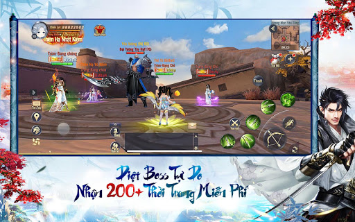Ngạo Kiếm 3D screenshot 7
