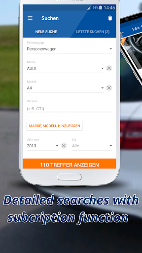 AutoScout24 Switzerland - Find your new car screenshot 4