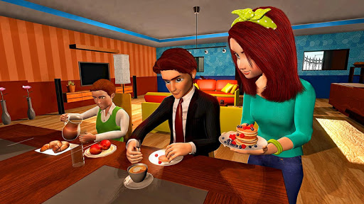 Virtual Mother Game screenshot 3