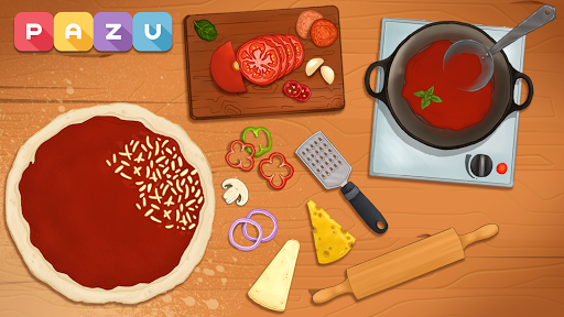 Pizza maker screenshot 2