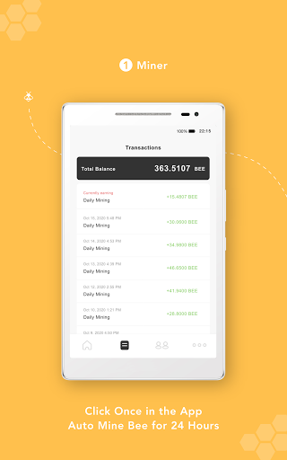 Bee Network:Phone-based Digital Currency screenshot 8