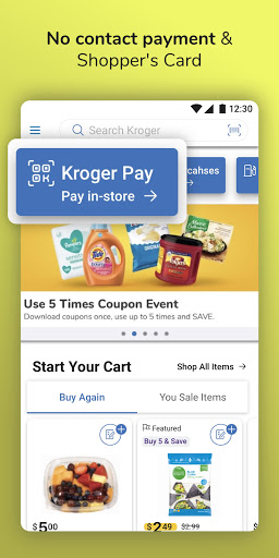 Kroger screenshot 5