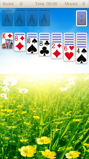 Solitaire card game 屏幕截图 3