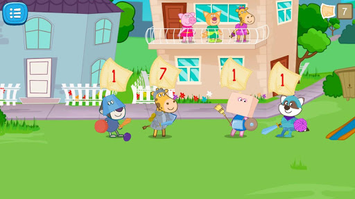 Games about knights for kids screenshot 2